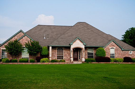 Luxury home for sale in Van Alstyne, TX
