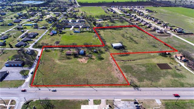 7.79 Acres with Frontage on HWY 289